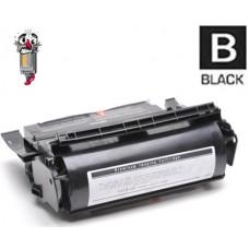Lexmark 12A6765 Black Laser Toner Cartridge Premium Compatible