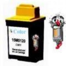 Lexmark #20 15M0120 Color Inkjet Cartridge Remanufactured