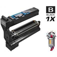 Konica Minolta 1710580-001 Black Laser Toner Cartridge Premium Compatible