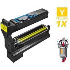Konica Minolta 1710580-002 Yellow Laser Toner Cartridge Premium Compatible