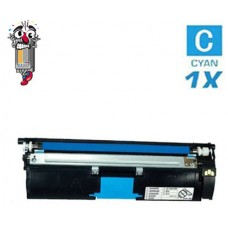 Konica Minolta 1710587-007 Cyan Laser Toner Cartridge Premium Compatible