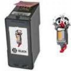 Lexmark #3 18C1530 Black Inkjet Cartridge Remanufactured