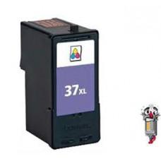 Lexmark 18C2180 #37XL High Yield Color Inkjet Cartridge Remanufactured