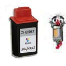 Lexmark #43 18Y0143 High Yield Color Inkjet Cartridge Remanufactured