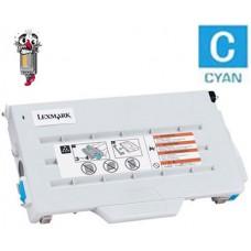 Lexmark 20K1400 High Yield Cyan Laser Toner Cartridge Premium Compatible