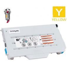 Lexmark 20K1402 High Yield Yellow Laser Toner Cartridge Premium Compatible
