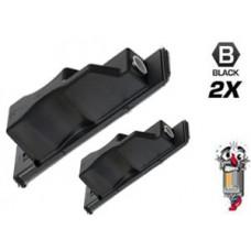 2 Piece Bulk Set Canon GPR6 combo Laser Toner Cartridges Premium Compatible