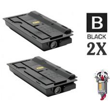 2 Piece Bulk Set CopyStar TK7209 combo Laser Toner Cartridge Premium Compatible