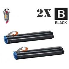 2 Piece Bulk Set Canon GPR10 combo Laser Toner Cartridges Premium Compatible