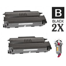 2 Piece Bulk Set Ricoh 413460 combo Laser Toner Cartridge Premium Compatible