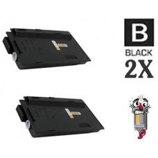 2 PACK Kyocera Mita TASKalfa TK7207 combo Laser Toner Cartridge Premium Compatible