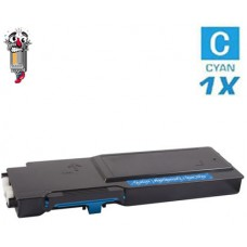 Dell 1M4KP (331-8432) Extra High Yield Cyan Laser Toner Cartridge Premium Compatible