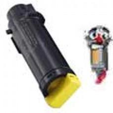 Dell 3P7C4 Yellow Laser Toner Cartridge Premium Compatible