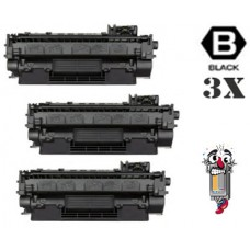 3 Piece Bulk Set Canon 119 combo Laser Toner Cartridges Premium Compatible