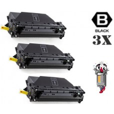 3 Piece Bulk Set Canon 120 combo Laser Toner Cartridges Premium Compatible