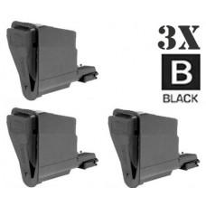 3 PACK Kyocera Mita TK1112 combo Laser Toner Cartridge Premium Compatible