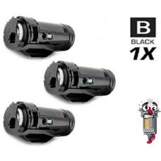 3 Piece Bulk Set Dell F9G3N combo Laser Toner Cartridges Premium Compatible