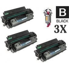 3 Piece Bulk Set Hewlett Packard Q2610A HP10A combo Laser Toner Cartridges Premium Compatible