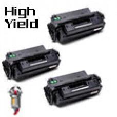 3 Piece Bulk Set Hewlett Packard Q6511X HP11X High Yield combo Laser Toner Cartridges Premium Compatible