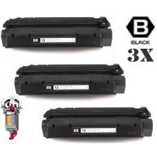 3 Piece Bulk Set Hewlett Packard Q2613A HP13A combo Laser Toner Cartridges Premium Compatible