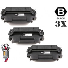 3 Piece Bulk Set Hewlett Packard 92298X HP98X High Yield combo Laser Toner Cartridges Premium Compatible