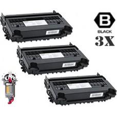 3 PACK Kyocera Mita TD47 combo Laser Toner Cartridge Premium Compatible