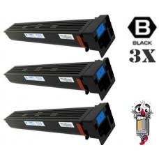 3 PACK Genuine Konica Minolta TN912 A8H5031 Laser Toner Cartridge