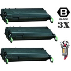 3 Piece Bulk Set Ricoh 430452 / Type 5110 Black combo Laser Toner Cartridge Premium Compatible