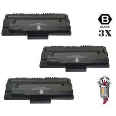 3 PACK Samsung ML-1710D3 combo Laser Toner Cartridges Premium Compatible
