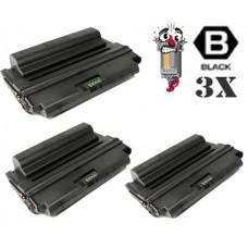 3 Piece Bulk Set Samsung ML-D3050B combo Laser Toner Cartridges Premium Compatible