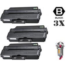 3 Piece Bulk Set Samsung MLT-D103L combo Laser Toner Cartridges Premium Compatible