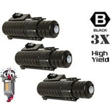 3 Piece Bulk Set Genuine Original Sharp MX753NT Black combo Laser Toner Cartridge