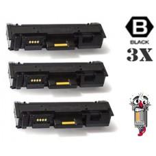 3 Piece Bulk Set Xerox 106R02777 combo Laser Toner Cartridges Premium Compatible