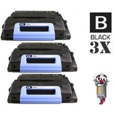 3 PACK Hewlett Packard Q5945A HP45A combo Laser Toner Cartridges Premium Compatible