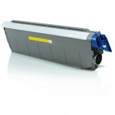 Okidata 41515205 High Yield Yellow Laser Toner Cartridge Premium Compatible