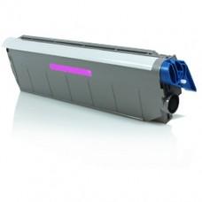 Okidata 41515206 High Yield Magenta Laser Toner Cartridge Premium Compatible