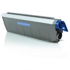 Okidata 41515207 High Yield Cyan Laser Toner Cartridge Premium Compatible