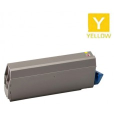 Okidata 41963001 Type C4 High Yield Yellow Laser Toner Cartridge Premium Compatible
