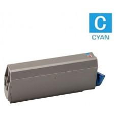 Okidata 41963003 Type C4 High Yield Cyan Laser Toner Cartridge Premium Compatible