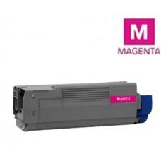 Okidata 41963602 Type C5 High Yield Magenta Laser Toner Cartridge Premium Compatible