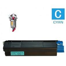Okidata 42127403 OKI 403 High Yield Cyan Laser Toner Cartridge Premium Compatible