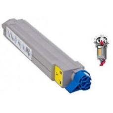 Okidata 42918901 Type C7 Yellow Laser Toner Cartridge Premium Compatible