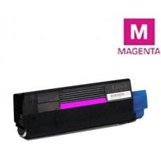 Okidata 43034802 Type C6 Magenta Laser Toner Cartridge Premium Compatible