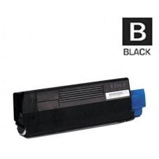 Okidata 43034804 Type C6 Black Laser Toner Cartridge Premium Compatible