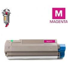 Okidata 43324402 Type C8 High Yield Magenta Laser Toner Cartridge Premium Compatible