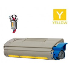 Okidata 43324466 OKI 66 Yellow Laser Toner Cartridge Premium Compatible