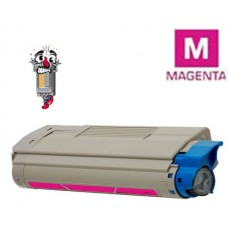 Okidata 43324467 OKI 67 Magenta Laser Toner Cartridge Premium Compatible