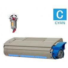 Okidata 43324468 OKI 68 Cyan Laser Toner Cartridge Premium Compatible
