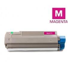 Okidata 43324475 Type C8 Magenta Laser Toner Cartridge Premium Compatible