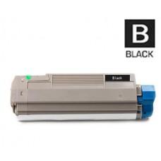 Okidata 43324477 Type C8 Black Laser Toner Cartridge Premium Compatible